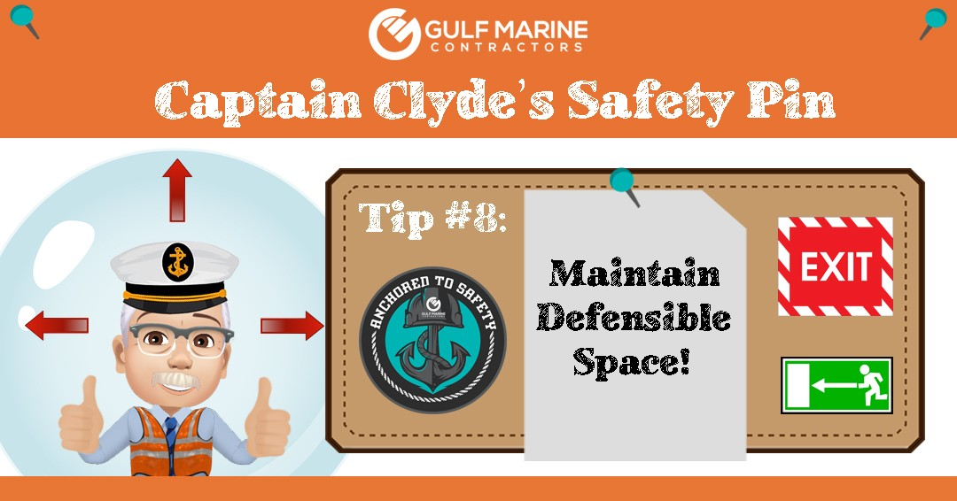 Maintain Defensible Space