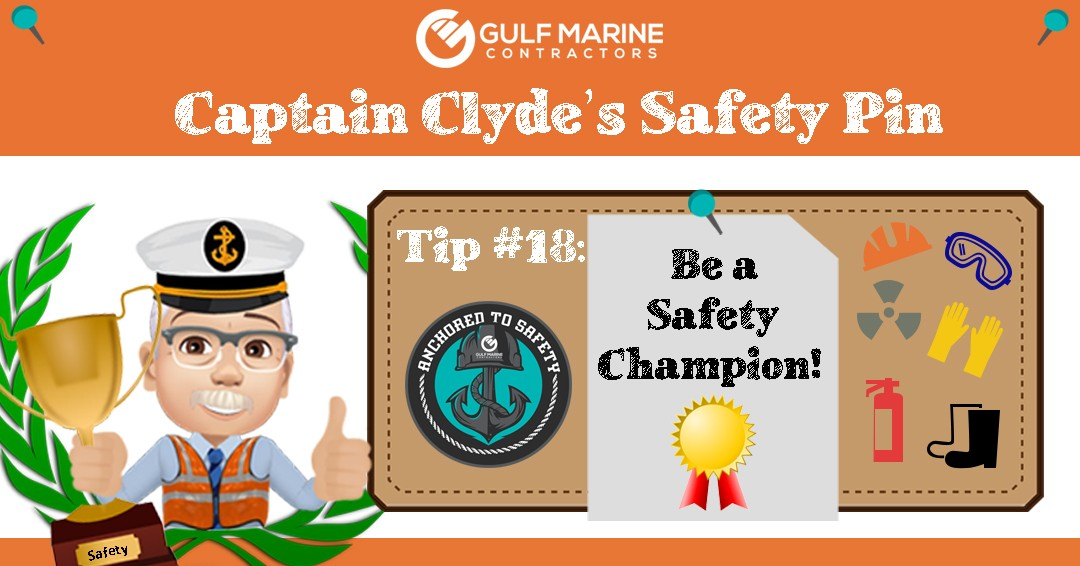 Be a Safety Champion